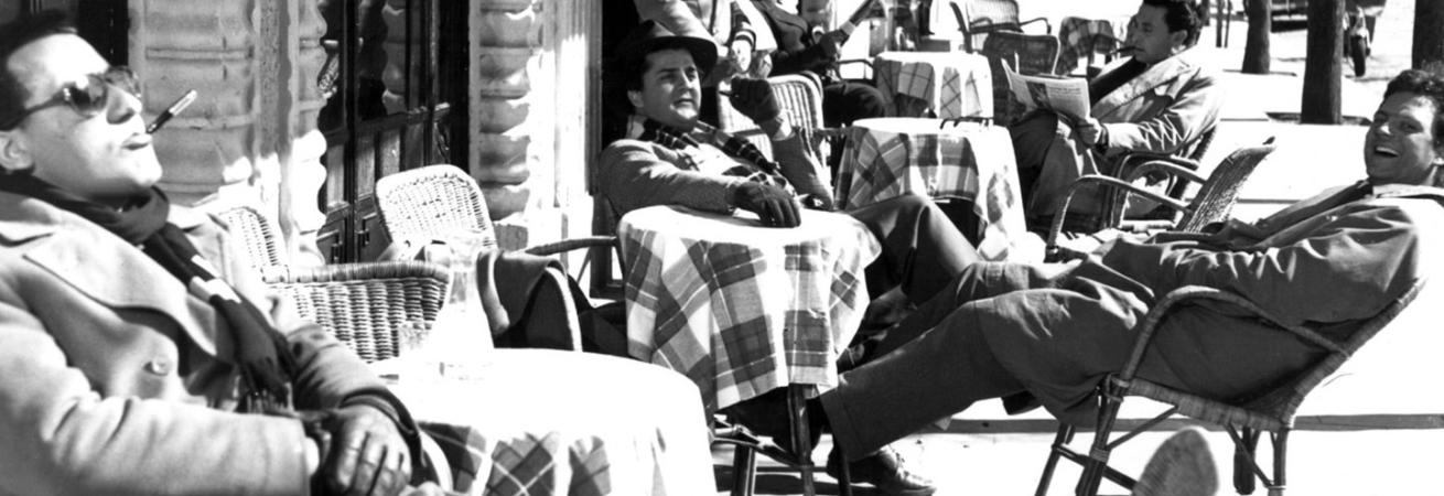 I vitelloni di Federico Fellini - Bergamo Film Meeting